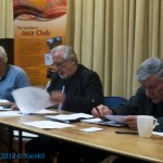 SA Jazz Archive Inc AGM 2012
