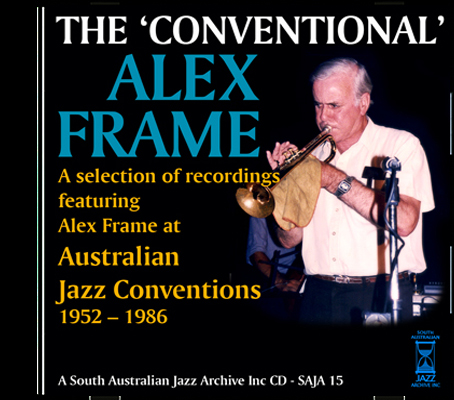 015 The Conventional Alex Frame