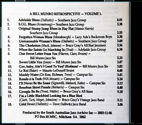 02 Bill Munro Vol1_Back