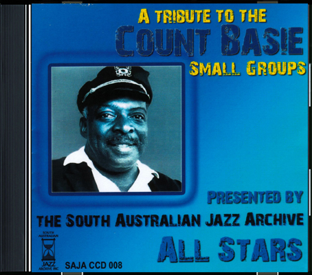 CCD 008 A Tribute to the Count Basie SG