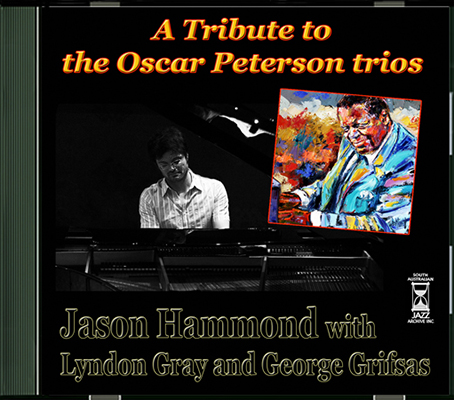 CCD 04 A Tribute to the Oscar Peterson trios