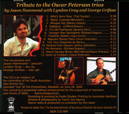 CCD 04 A Tribute to the Oscar Peterson trios_Back